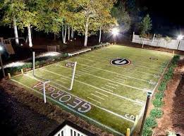 O Lucky! Football Field In The Backyard! Great Dream! Would Work ...