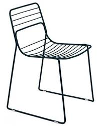 outdoor cafe chairs. Cage Cafe Chair Outdoor Chairs