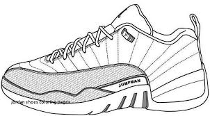 Nike Shoes Coloring Pages New Nike Air Max Coloring Pages Lovely