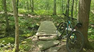 Crandall Park Mountain Bike Trail in Tolland, Connecticut - Directions,  Maps, Photos, and Reviews