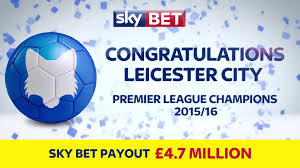 Leicester City Confirmed As 2015 16 Premier League Champions