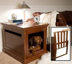 pet crate furniture. townhaus wood dog crate furniture image 1 pet o