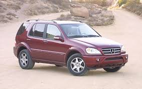 2005 Mercedes-Benz M-Class - Information and photos - ZombieDrive