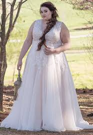 plus size bridal cocomelody cheap plus size wedding dresses affordable and custom