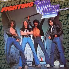 <b>Thin Lizzy</b> - <b>Fighting</b> (1975, Vinyl) | Discogs