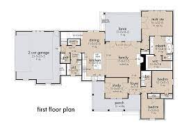 house plan 75167 southern style with