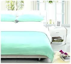 mint green duvet cover mint green quilt modern bedroom with comforter set white green king bedding