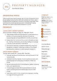 Property Manager Resume Example Writing Tips Resume Genius