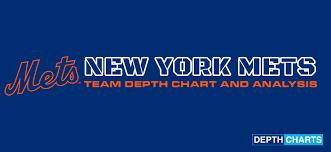 Mets Depth Chart 2019 2019 New York Mets Depth Chart Updated Live