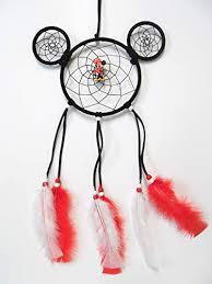 Minnie Mouse Dream Catcher Unique Amazon Disney Minnie Mouse Inspired Dream Catcher Handmade