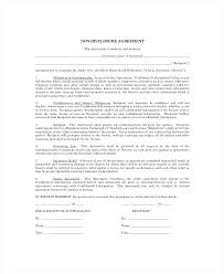 Non Compete Disclosure Agreement Template Templates Free Sample Do ...