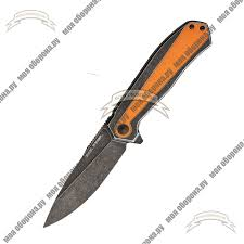 Складной <b>нож</b> Real Steel 7822 <b>Flying Shark</b> Orange