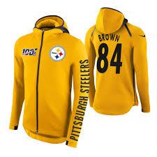 Pittsburgh Steelers Hoodie Steelers Yellow Pittsburgh Hoodie Yellow Pittsburgh Steelers Yellow
