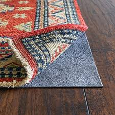 rugpadusa rugpro low profile 8x10 feet high performance non slip rug pad made in the usa safe for all floors