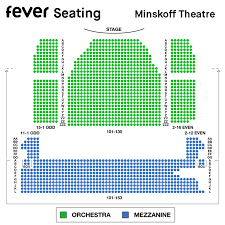 Minskoff Theatre New York Ny Seating Chart The Lion King On Broadway