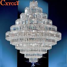 top luxury big europe large gold er k crystal chandelier light fixture