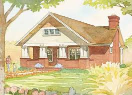 Bungalow House Plans   Southern Living House PlansSl