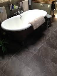 vinyl tiles in bathroom. Boulder: Luxury Vinyl Tile Contemporary-bathroom Tiles In Bathroom R