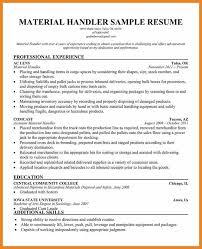 material-handler-resume-material-handler-sample-resume1-large material