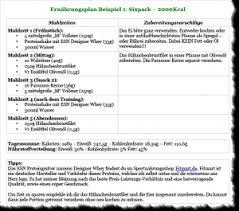 Diätplan pdf download