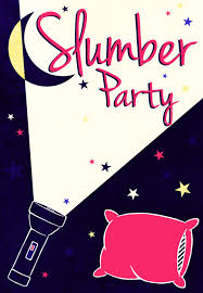 free sleepover invitation templates a flash light free printable sleepover party invitation template