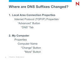advanced dns dhcp for novell edirectory environments 22