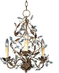 antique bronze 6 light crystal and iron chandelier three light gold crystal mini chandelier bright light
