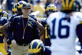 Jim Harbaugh S Doing An Excellent Job At Michigan Whether You