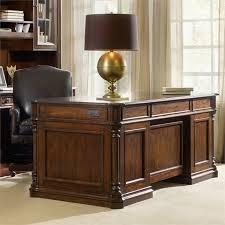 hooker furniture desk. Interesting Desk Hooker Furniture Leesburg Executive Desk In Mahogany Intended