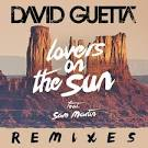 Lovers On the Sun Remixes EP
