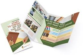 Discount Flyer Printing Brochure Printing Custom Brochures Printed And Mailed