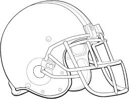 Small Picture Football Helmet Coloring Page 01 Family My Handsome Boys