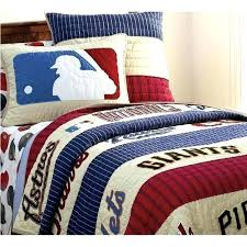 kids bedding boys sports comforter sets full team comforters football with regard to plans bedrooms kids quilt sets