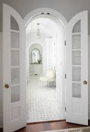 master bathroom with arched bi fold doors transitional bathroom perfect for the master bedroom bath archway situation