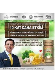 Arnetta Limon Maydanoz Sarımsak Kapsülü 60 Kapsül Fiyatı, Yorumları -  TRENDYOL