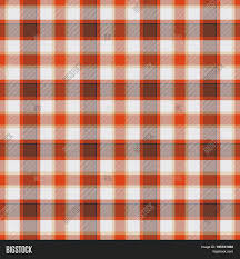 Bed Sheet Design Texture Red Brown Rural Cloth Image Photo Free Trial Bigstock