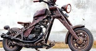 beautiful handmade motorcycle bikermetric