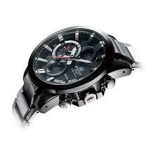 casio edifice men s tough solar bluetooth smart watch watches casio edifice men s tough solar bluetooth smart watch ecb 500d 1aer