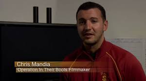 Chris Mandia, Operation In Their Boots - YouTube