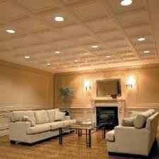 Basement drop ceiling tiles Tiles Ideas Coffered Drop Ceiling Tiles For Basement Pinterest Coffered Drop Ceiling Tiles For Basement From Dungeon To Dream