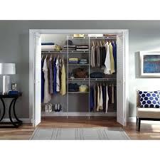 closetmaid closet kit closet organizer closetmaid selectives narrow