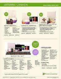 doterra price sheet doterra canada price list aroma oils doterra shop
