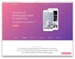 26 Best App & Software Showcase WordPress Themes 2017 - Colorlib