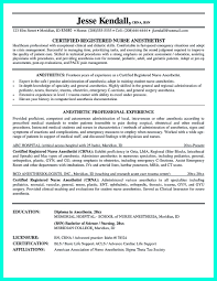 nurse anesthetist resumes some samples of crna resume here are useful for you who want