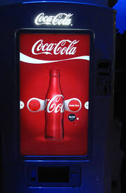 Coca Cola Touch Screen Vending Machine Beauteous Touch Screen Coke Vending Machine By Sapient