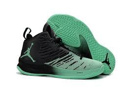 jordan zoom 2017. nike air jordan super. fly 5 x black green glow ghost mens basketball shoes 844677 032 zoom 2017