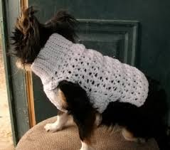 Free Crochet Dog Sweater Patterns Impressive Copper Llama Studio Crochet Dog Sweaters PDF Patterns