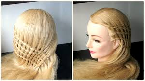 Hair Style Braid braided waterfall hairstyle feather waterfall and ladder braid 2434 by wearticles.com
