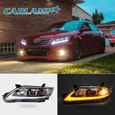 Toyota Camry 2007 Light Bulb Led Headlights Assembly For Toyota Camry 2007 2011 Asian Usa