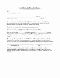 Rent Increase Letter To Tenants Sample Rent Increase Letter Free To Tenant Maryland For Yearly